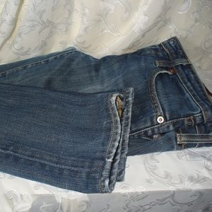 AG Adriano Goldschmied The Stilt Jeans Size 27R